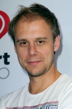 Armin Van Buuren - Press Room at the Jingle Ball in Miami