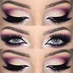 30 Most Sexy and Easy Pink Eyeshadow Makeup Idea Beginner for Prom Makeup Goals, Makeup Inspo, Makeup Inspiration, Makeup Tips, Beauty Makeup, Hair Makeup, Makeup Ideas, Makeup Style, Beauty Tips