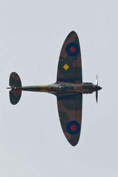 WWII Spitfire.