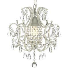 Found it at Wayfair - Versailles 1 Light Crystal Chandelier