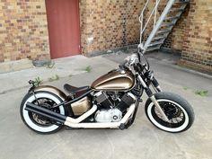 MOD moto Yamaha XVS 1100 Bobber                                                                                                                                                                                 More