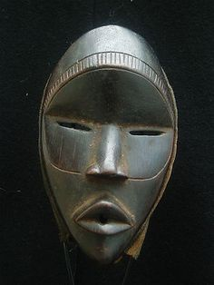 African Dan mask (via Art Tribal, African Sculptures, Art Premier, Head Mask, Statues, Africa Art, Masks Art, African Masks, Mask Design