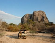 Elephant Rock, Yala National Reserve, Southern Province, Sri Lanka #YalaNationalPark