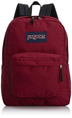 online shopping for Jansport Superbreak BTS Backpack - Viking Red from top store. See new offer for Jansport Superbreak BTS Backpack - Viking Red Mochila Jansport, Jansport Superbreak Backpack, Red Backpack, Backpack For Teens, Travel Backpack, Backpack Store, Adidas Backpack, Small Backpack, Best Backpacks For School