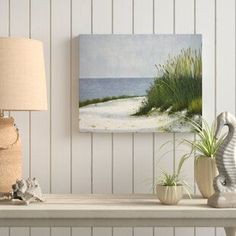 Best coastal wall decor and beach themed wall art for your home. We have some of the absolute best beach style wall decorations including canvas art, wall art, metal art, wooden beach signs, and more. Beach Theme Wall Decor, Beach Wall Decals, Coastal Wall Decor, Wall Decor Design, Coastal Art, Metal Wall Decor, Wall Art Designs, Metal Wall Art, Painting Prints