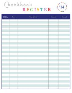 Free Check Register form Fresh Paying Off Debt Worksheets Microsoft Excel, Date, Printable Check Register, Balance Sheet Template, Printable Checks, Checkbook Register, Blank Check, Free Checking, Paying Off Credit Cards