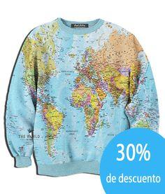 Sé dueño del mundo Sé Simple. TODOS los sweaters en 28.72000 por #CyberMonday  #Descuento #World #Caracas #Venezuela