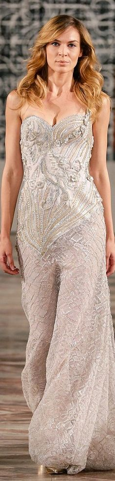 Toufic Hatab couture 2015/16