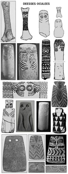 proto-Almériens 5500-5000 BC
