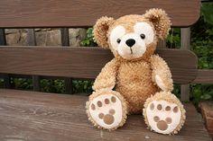 Disney Sea Duffy Bear