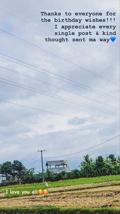 Thanks For Birthday Wishes, Happy Birthday Best Friend Quotes, Short Birthday Wishes, Birthday Wishes Messages, Birthday Card Sayings, Birthday Quotes For Best Friend, Story Instagram, Instagram Quotes, Birthday Captions Instagram