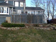 Home back view Garage Doors, Outdoor Decor, Home Decor, Decoration Home, Room Decor, Home Interior Design, Carriage Doors, Home Decoration, Interior Design