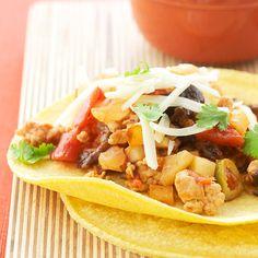 Peruvian-Style Chicken Tacos