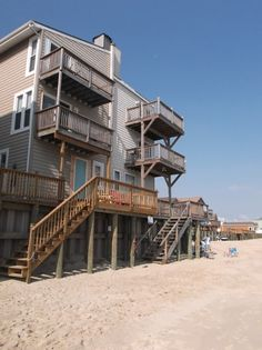 Luxurious Beachfront Retreat - Recently RenovatedVacation Rental in Virginia Beach from Best Family Vacations, Vacation Places, Vacation Ideas, Virginia Beach Vacation, Dog Friendly Hotels, Peaceful Places, Townhouse, Trip Advisor, Mansions