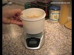 Jak zrobić zakwas żytni (wideo) Rice Cooker, Keurig, Scones, Breads, Coffee Maker, Polish, Homemade, Traditional, Cooking