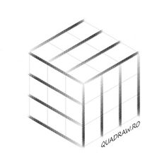 QUADRAW Logo Design by Ovidiu Roman Portfolio Design, Roman, Zen, Logo Design, Wellness, Logos, Fitness, Projects, Portfolio Design Layouts