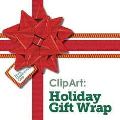 Mix and match these merry ribbons, bows, gift tags, and wrapping papers to create your holiday product pages, personal stationery, digital cards, and more! Color and black outline options are included. See more details at Classroom Core's store!