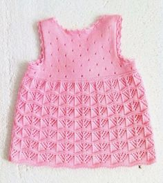 "diy_crafts-HUZUR SOKAĞI (Yaşamaya Değer Hobiler) ""my grandma made a white one for me 40 years ago memories - PIPicStats"", ""This post was disco Baby Cardigan, Knit Baby Dress, Baby Pullover, Crochet Baby Clothes, Diy Crafts Knitting, Knitting For Kids, Baby Knitting Patterns, Knitting Designs, Baby Set"