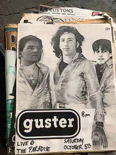 GoRockfest.Com: Guster Tour Dates 2017