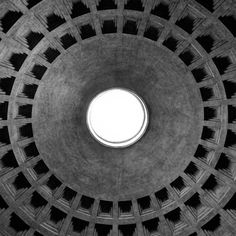 This is the #ceiling of the #huge #pantheon an #ancient #roman #temple in #Rome #Italy. I #love so much the #architecture of this #monument. It leave me #impressed each time i #visit it #tour #tourism #tourist #trip #citylife #art #twitter
