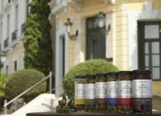 Facilities in Thermae Sylla Spa Wellness Hotel, one of the top 10 spas in the world, as voted by the prestigious Conde Nast Traveller magazine. Mini Boutique, Wellness Spa, Spa Treatments, Greece, Bring It On, Olive Oils, Products, Gourmet, Greece Country