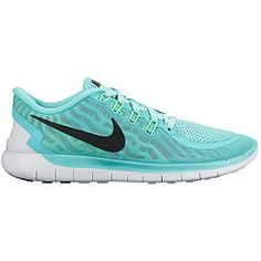 This just in! Brand new Nike Free 5.0 in awesome colors, including this one in Aqua Green.