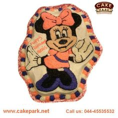 Buy Mickey Mouse cakes at affordable price from #cakepark. Get Mickey Mouse theme cake with different colors @ online. Order cakes online in #Chennai and #Bangalore  Visitus: www.cakepark.net Call us: 044-45535532