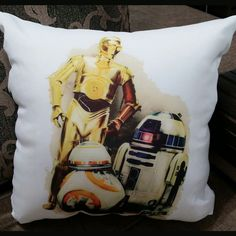 Almofada Star Wars 2 35x35