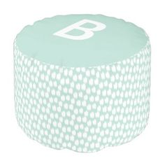 Nursery Poufs Ottomans