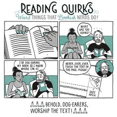 Reading Quirks #03