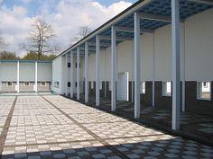 Dudok, begraafplaats Zuiderhof, Hilversum 1957-1964