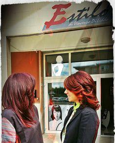 Magic comb red
