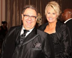 Bishop Joby and Pastor Sheryl Brady at Bishop Jakes' 35th Anniversary