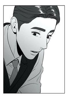 Manga Bl, Bl Comics, Manga Cute, Handsome Anime Guys, Anime Poses Reference, Manga Pages, Hisoka, Manhwa Manga, Manga Characters