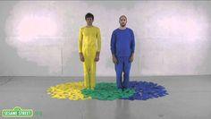 OK Go X Sesame Street : les couleurs primaires