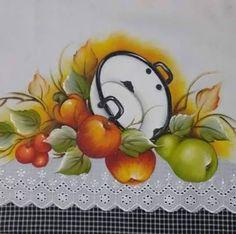 pintura em tecido artista evanir bertolino aguado - Pesquisa Google