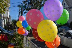 "Photo 1 of 20: Birthday ""Chevron Rainbow Party"" | Catch My Party"