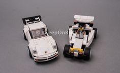 LEGO MOC 75895 Sand Buggy by Keep On Bricking | Rebrickable - Build with LEGO Lego Moc, Brick, Car, Automobile, Cars, Bricks