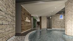 STUDIO SAGITAIR | Architettura - Interior Design - Render - Progetto Design Hotel, E Design, Interior Design, Villa, Bathtub, Studio, Shopping, Nest Design, Standing Bath