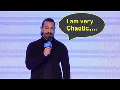 """Aamir Khan """"My day to day life is not perfect, i am very chaotic. Aamir Khan, Gossip, Interview, Product Launch, Day, Music, Youtube, Life, Musica"""