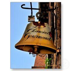 Le Chanoine Gourmand Sign