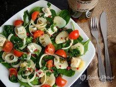 potato salad / ensalada de patatas