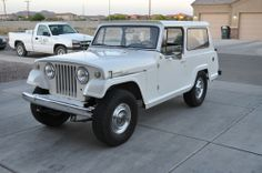 1967 Jeep Jeepster Commando FOR SALE!