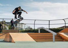 Custom back yard skate park designed and built by OC Ramps!