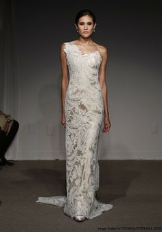 Beautiful gown from Ulla-Maija Couture