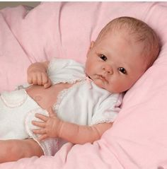Baby Grace Ashton Drake doll. So adorable!!!! ❤