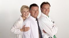 In aller Freundschaft - Arztserie immer dienstags um 21:00 Uhr auf ARD, oder online gucken...