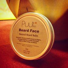 Natural beard balm Cool Mustaches, Mustache Wax, Beard Balm, The Balm, Singer, Natural, Face, Beauty, Products