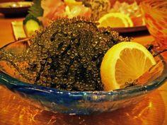 Umi-budo (Okinawa) sea grapes