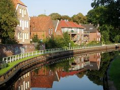 Emden Germany. Lived here for half a year and studied at the Fachhochschule, das Wintersemester 2009/2010